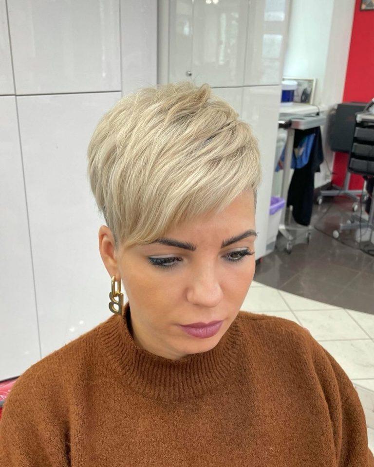 2021 Haarfarben-Trends - Schöne Kurzhaarschnitte ...
